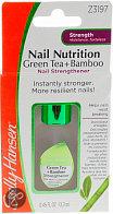 Sally Hansen Nail Nutrition Green Tea & Bamboo Nail Strengthener - Base- & Topcoat