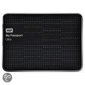 Western Digital My Passport Ultra - Externe Harde Schijf - 2 TB / Zwart