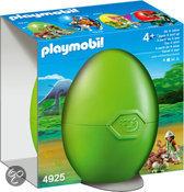 Playmobil Onderzoeker met Baby-Spinosaurus - 4925