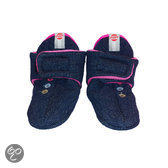 Lodger - Baby Slipper 5-10 maanden - Tough Denim Princess