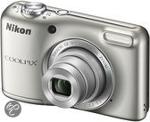 Nikon Coolpix L27 - Zilver