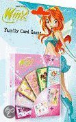 Winx Club - Family Card Game