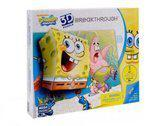 Mega Puzzles Spongebob 50707EAG 3D Breakthrough Puzzel Level 1