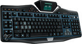 Logitech G19s Qwerty Gaming Toetsenbord - Zwart (PC)