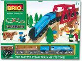 Brio Houten treinbaan 'Mallard'