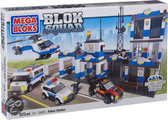 Mega Bloks Blok Squad Police Station with Jail