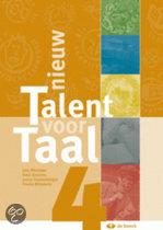 Nieuw talent voor taal aso 4 - leerboek