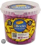 Q-Bricks Purple Mix 350