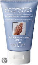 Herôme 24 Hours Protective Hand Cream - 80 ml - Handcreme