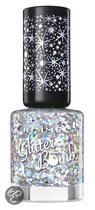 Rimmel Glitter Bomb Special Effect Nail Colour - 018 Disco Fever - Nailpolish