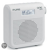 Pure One Mini II - Digitale FM-radio - Wit