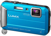 Panasonic Lumix DMC-FT25 - Blauw