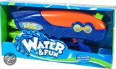 Water Pistool Blauw/Oranje