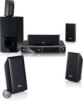 LG HX806SG - 5.1 Home cinema set - Zwart