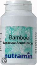 Nutramin Bamboe 270 mg - 90 Capsules - Voedingssupplement