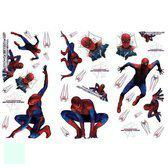 Spiderman stickers stickervel