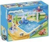 Playmobil Avonturenbad met Walvisfontein - 5433