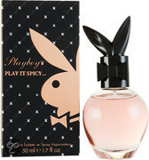 Playboy Play it Spicy for women - 50 ml - Eau de toilette