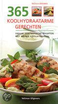 365 koolhydraatarme recepten - ISBN:9789059203051