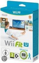 Foto van Wii Fit U + Fit Meter Groen Wii U