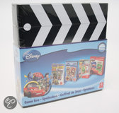 Cartamundi Disney spellenbox 4in1 toy story/cars/pixar