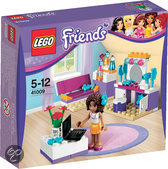 LEGO Friends Andreas Slaapkamer - 41009