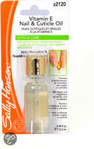 Sally Hansen Vit E Nail & Cuticle Oil - Nagelriemolie