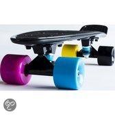 Plastic skateboard Shogun zwart