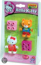 Hello Kitty Miniset - 2 Figuurtjes