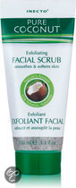 Inecto Pure Coconut Facial Scrub
