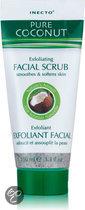 Inecto Pure Coconut Facial Scrub