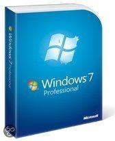 Win Pro 7 SP1 32-bit Dutch 1pk DSP OEI DVD