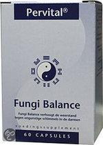 Pervital Fungi Balance Capsules 60 st