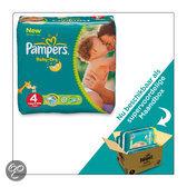 Pampers Baby Dry - Maat 4 Maandbox 174 st.