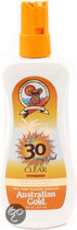 Australian Gold Regular Spray Gel SPF 30 - 237 ml - Zonnebrandgel