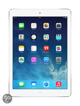 Apple iPad Air - 16GB - Silver - Tablet