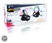 Foto van Cyborg Gaming Ambx Lichten PC