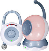 Alecto DBX-69 Babyfoon met nachtlampje