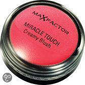 Max Factor Miracle Touch Creamy Blusher - Soft Pink - Foundation