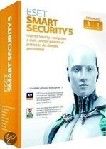 ESET NOD32 Smart Security v5 / 3 Users Download