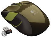 Logitech M525 Wireless Mouse - Groen