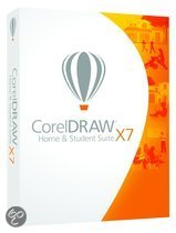 CorelDRAW Home & Student Suite X7 - Nederlands / Frans / 1 Gebruiker / 3 Apparaten / DVD