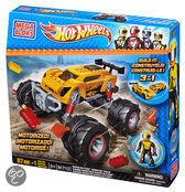 Hot Wheels - Super Blitzen Stunt Truck