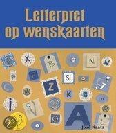 Letterpret Op Wenskaarten