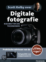 Scott Kelby over digitale fotografie, nieuwe tips en technieken