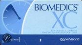 Biomedics XC Maand - 6 st - Contactlenzen