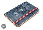 "Trust Universele Jeans Folio Stand 7-8"" tablets"