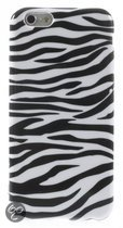KEES Gel Hoesje Apple iPhone 6 - Zebra