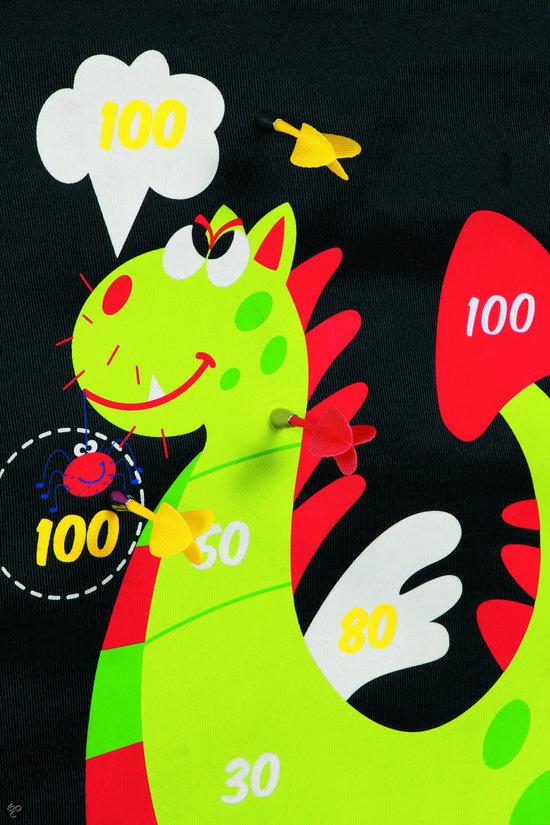 Scratch Spel Darts Ridder Draak Magnetisch