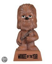 Wacky Wisecracks: Star Wars Wookie of the Year